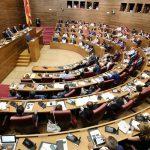 Al Govern de la Generalitat Valenciana y Les Corts Valencianes