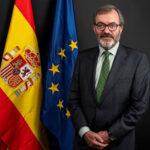 Excmo Sr. D. Ricardo Martínez Vazquez. Embajador de España en Alemania. Jugendamt (Expte/Aktenzeichen 2F18120).